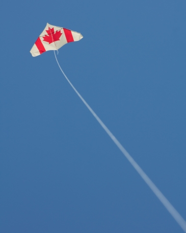 Canadian kite
